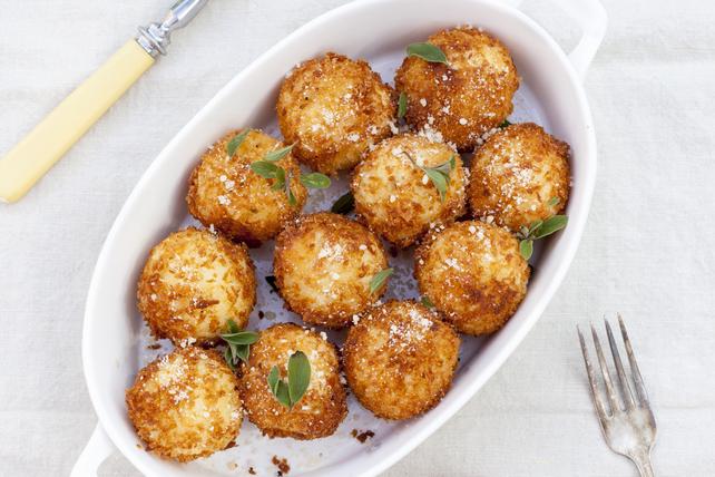 Arancinis cuits au four et sauce tomate Image 1