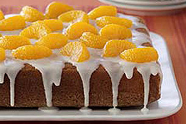 Orange Pound Cake Image 1