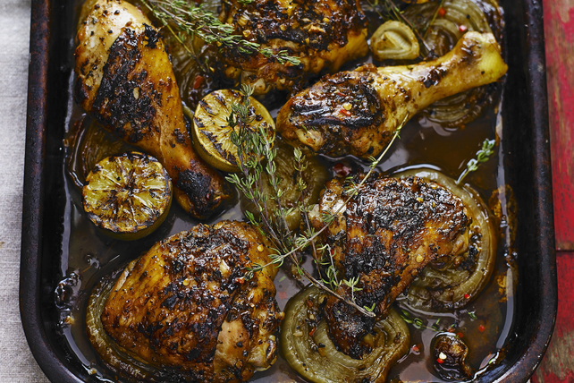 Easy Baked Jerk Chicken Image 1