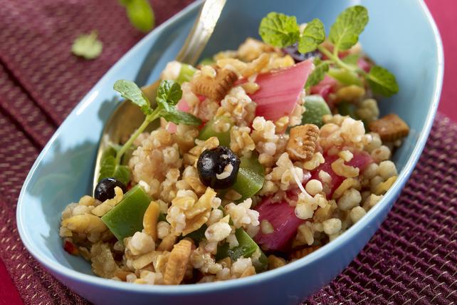 Salade de boulghour à la menthe Image 1