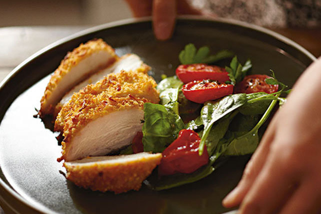 Southwest Four Cheese Chicken_image