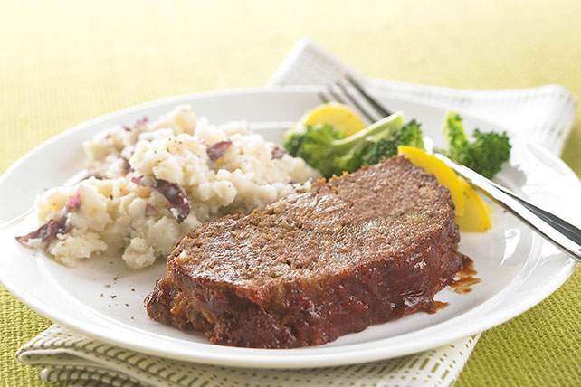 Easy Pleasing Meatloaf Image 1