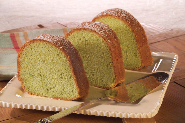 Pistachio Pudding Cake Image 1