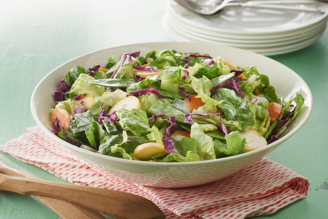 Garden Veggie Salad Image 1