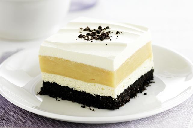 Peanut Butter-Striped Delight Image 1