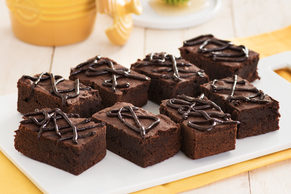 Chocolate-Honey Brownie Bars