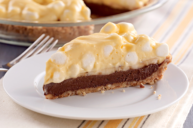 Blissful Banana Pie Image 1