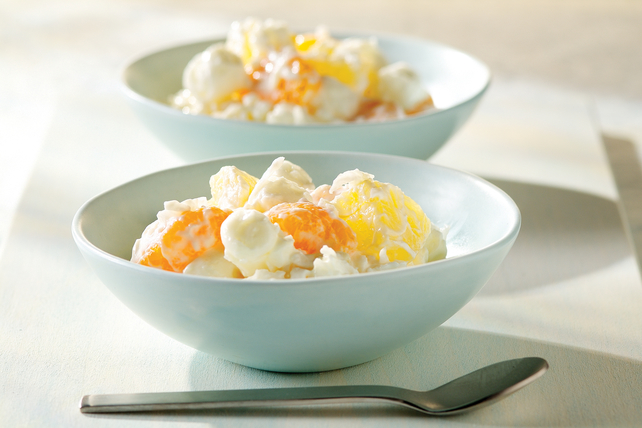 Fruit Salad with Marshmallows Image 1