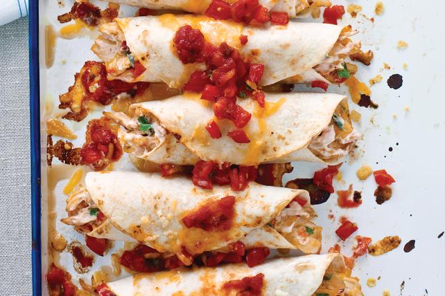 Fiesta Chicken Enchiladas Image 1