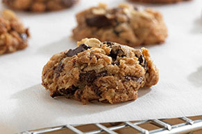 1, 2, 3 Chocolate Chunk Cookies