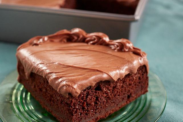 Heavenly Chocolate Cake Image 1
