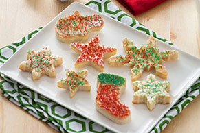 PHILADELPHIA Sugar Cookie Cutouts