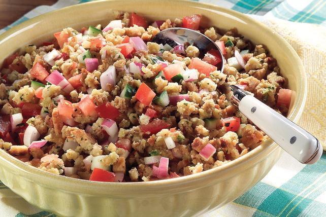 Italian Bread Salad Image 1