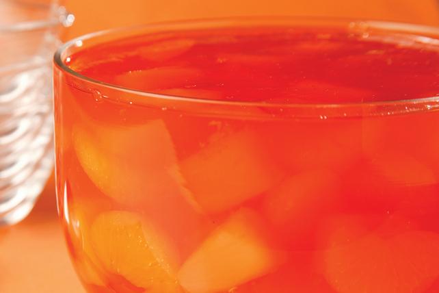 Orange-Pineapple Gelatin Image 1