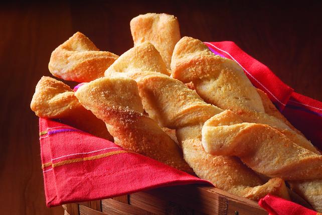 KRAFT Parmesan Breadsticks Image 1