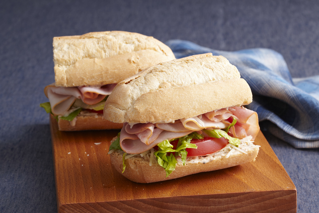 Caesar Combo Sandwich Image 1
