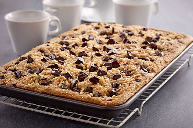 Chocolate Chunk-Streusel Coffee Cake Image 1