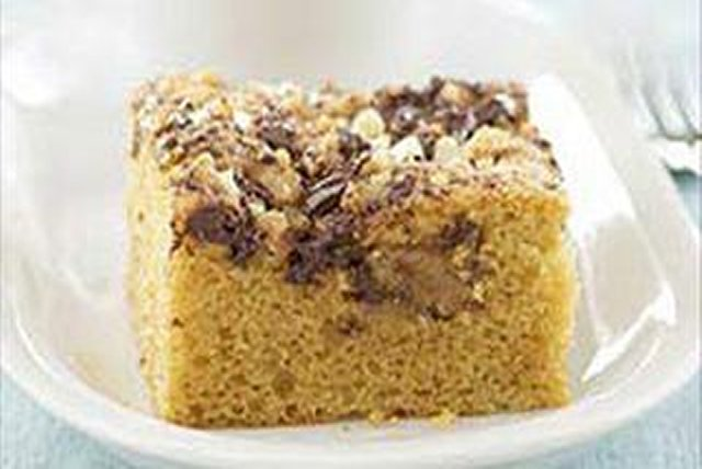 Chocolate Chunk Streusel Coffee Cake Image 1