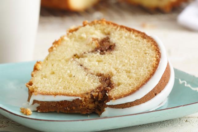 Sour Cream-Cinnamon Cake Recipe Image 1