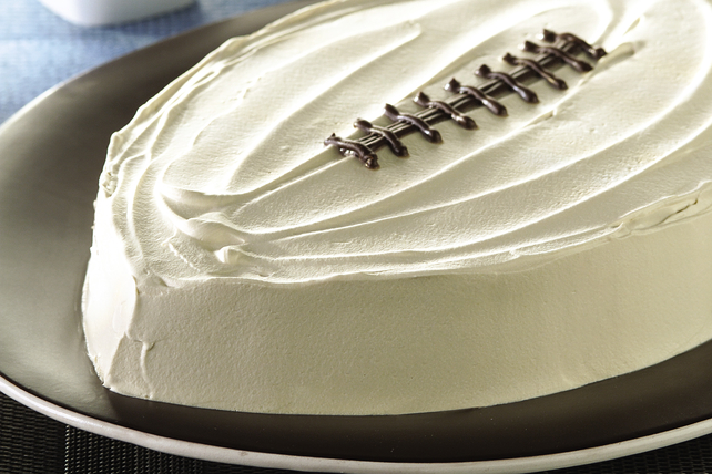 Game-Day Football Cake Image 1