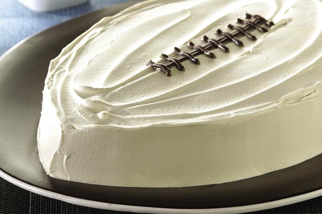 Gâteau « ballon de football » pour le jour du match Image 1