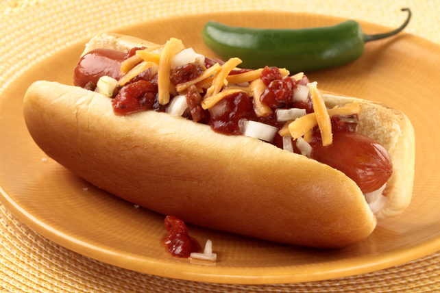 Zesty BBQ Hot Dogs Recipe Image 1