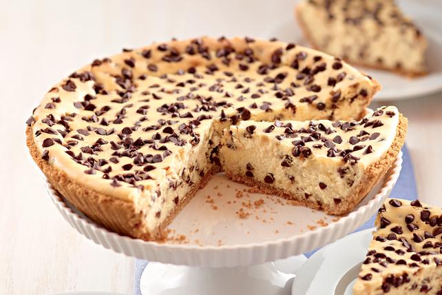 PHILADELPHIA 3-Step Chocolate Chip Cheesecake Image 1