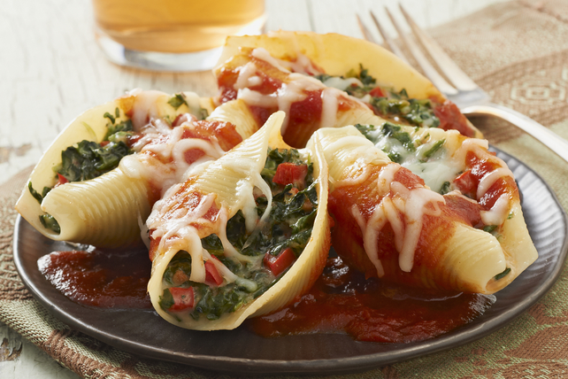 Stuffed Shells Image 1