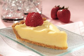 Refrigerated White Chocolate Cheesecake