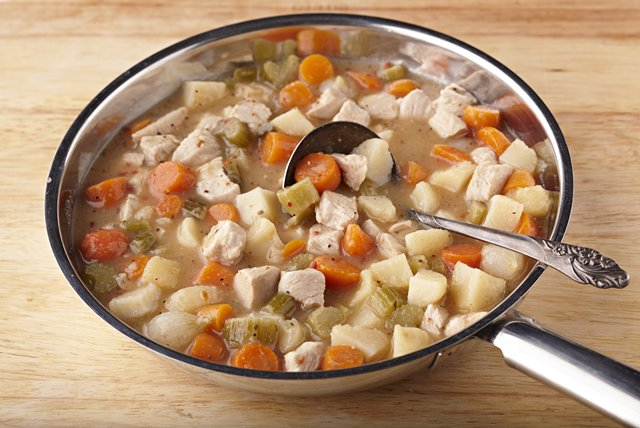 Turkey Skillet Stew Image 1