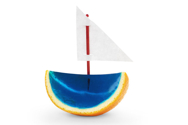 JELL-O Sailboats Image 1