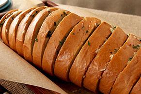Hot Garlic Cheese Bread