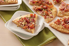 Bacon-Carbonara Appetizers