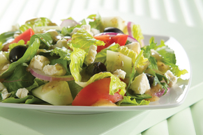ATHENOS Greek Salad Recipe