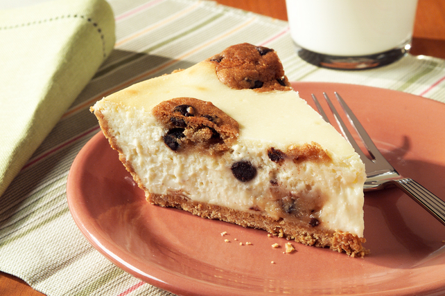 PHILADELPHIA 3 STEP Chocolate Chip Cookie Dough Cheesecake