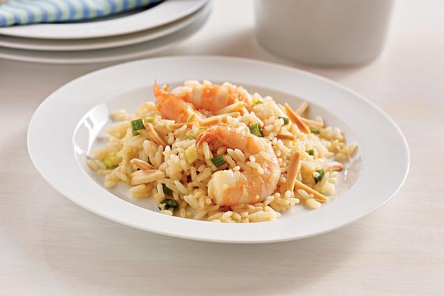 Ginger-Citrus Shrimp and Rice Image 1