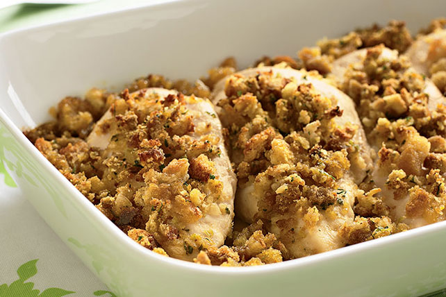 Recipes using stove top stuffing chicken