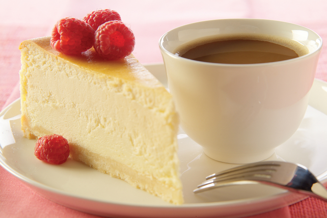White Chocolate Cheesecake Image 1