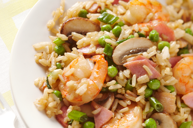 Shrimp-Fried Rice Recipe Image 1