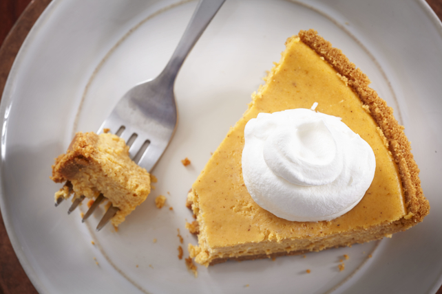 PHILADELPHIA 3-STEP Pumpkin Cheesecake Image 1