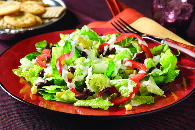 Southwestern Vegetable Salad Image 1