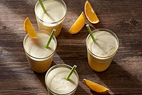 Creamy Orange Citrus Breeze