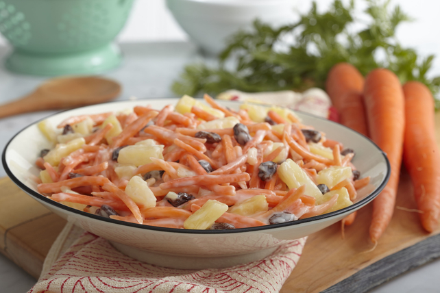 Carrot and Raisin Salad Image 1