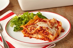 Easy Hearty Lasagna