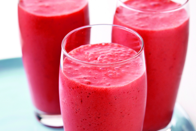 Strawberry Smoothie with Yogurt Image 1