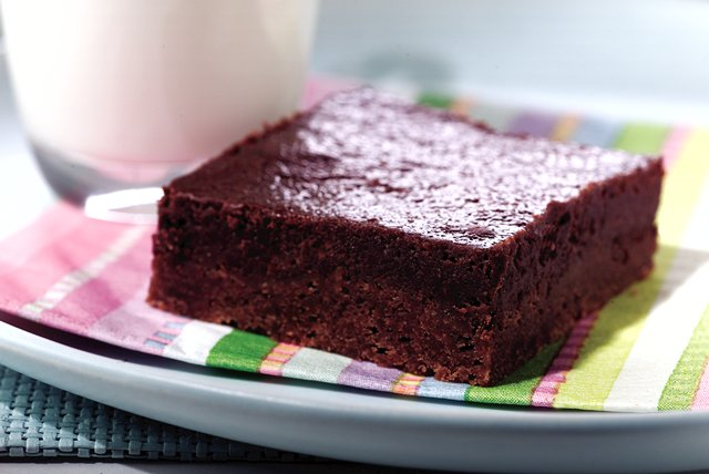 Divine Truffle Brownies Image 1