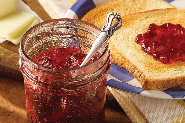 SURE.JELL® Concord Grape Jam Image 1