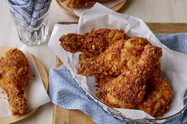 Poulet frit à la mode du Sud Image 1