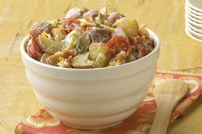 Salade club aux pommes de terre Image 1