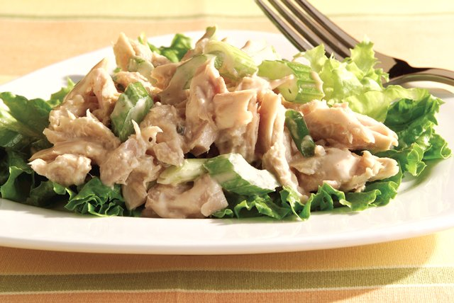Thousand Island Tuna Salad Image 1